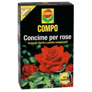Concime per Rose Compo 1-3 kg