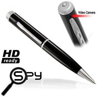 Penna Micro Camera Spia Nascosta Spy Pen Video Audio E Foto Sd Cam Hd 1280x960