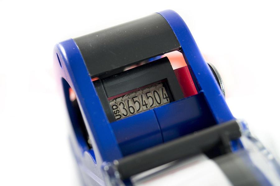 PREZZATRICE ETICHETTATRICE STAMPA 8 CARATTERI ETICHETTE PREZZI MX 5500