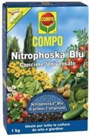 Concime Blu Universale Compo 1 kg
