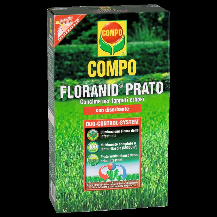 Floranid Prato con Diserbante Compo 3 kg