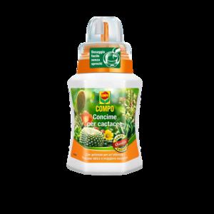 Concime per Cactacee Compo 250 ml