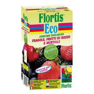 Concime BIO Fragole & Mirtilli Flortis 1 Kg