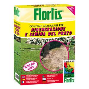 Concime Rigenerazione Prato Flortis 2 Kg