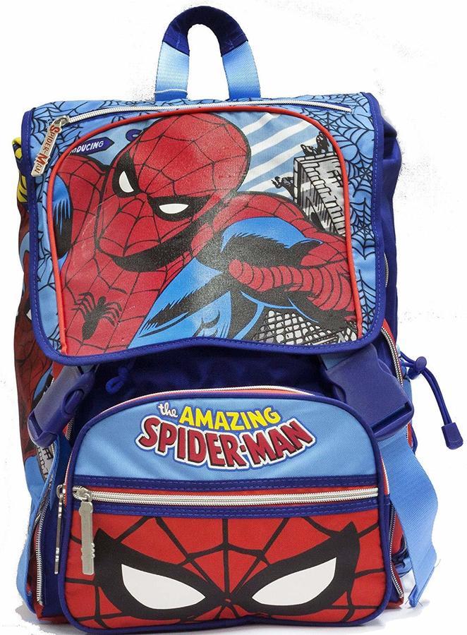 Zaino estensibile spiderman - F.C. Panini 51612