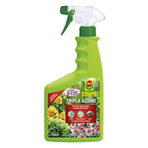 Tripla Azione Compo Contro funghi ed Insetti 750 ml