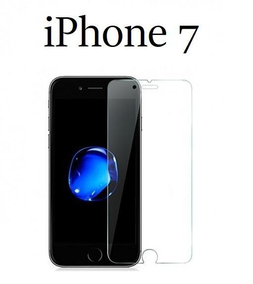 Pellicola Vetro Temperato per Apple Iphone 7 Protezione Schermo Antigraffio