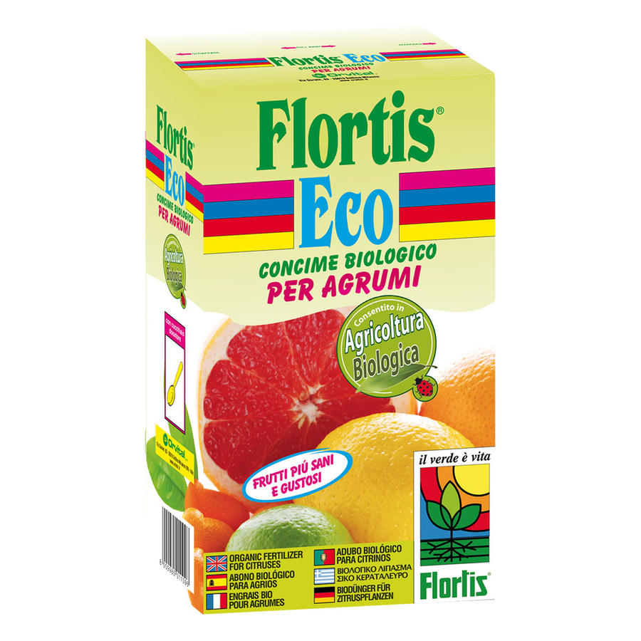 Concime BIO Agrumi Flortis 1 Kg