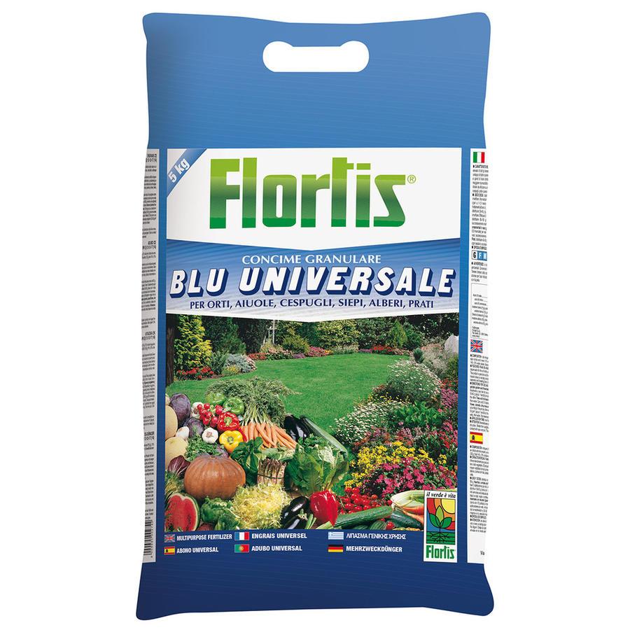 Concime Blu Universale Flortis 5 Kg