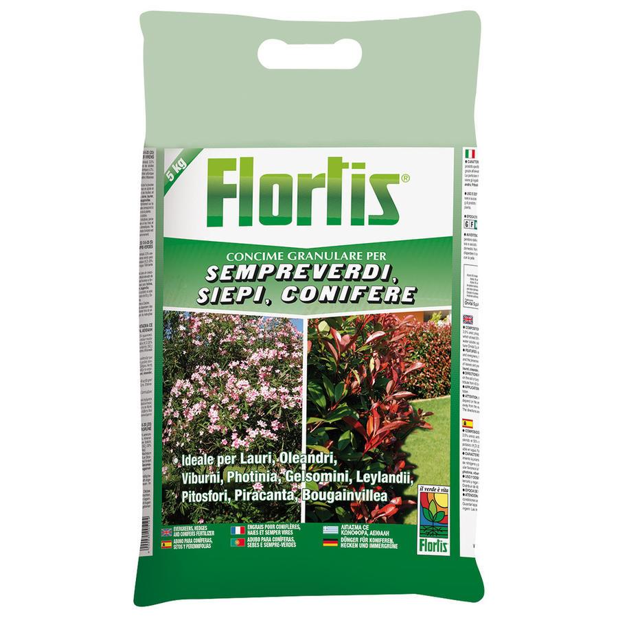 Concime Sempreverdi Siepi Flortis 5 Kg
