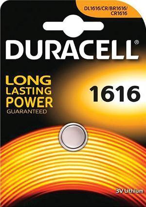DURACELL DL1616 BATTERIA BL1 LITHIUM - CONFEZIONE DA 10