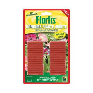 Bastoncini Piante Fiorite Flortis 30 pz