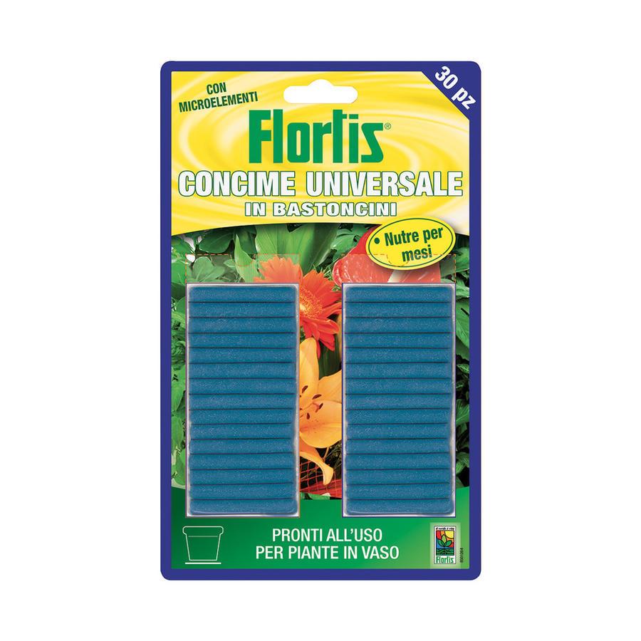 Bastoncini Blu Universale Flortis 30 pz