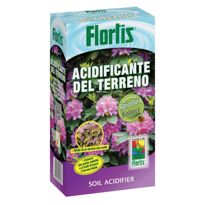 Acidificante Terreno Flortis 1 Kg