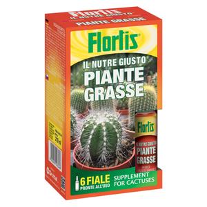 Integratore Il Nutre Giusto Piante Grasse Flortis 210 ml