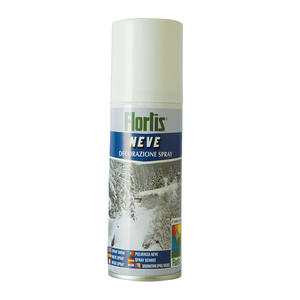 Spray Neve Decorazione Flortis 400 ml