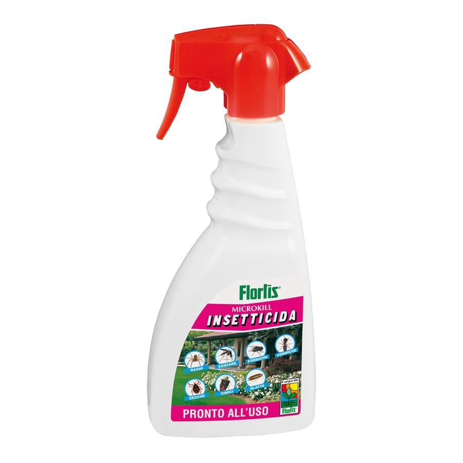 Insetticida Microkill Flortis 500 ml