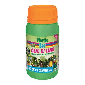 Olio di Lino BIO Concentrato Flortis 200 ml