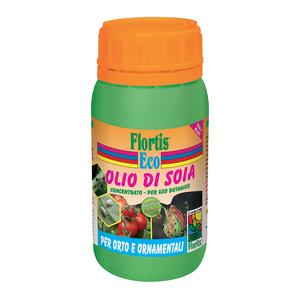 Olio di Soia BIO Concentrato Flortis 200 ml