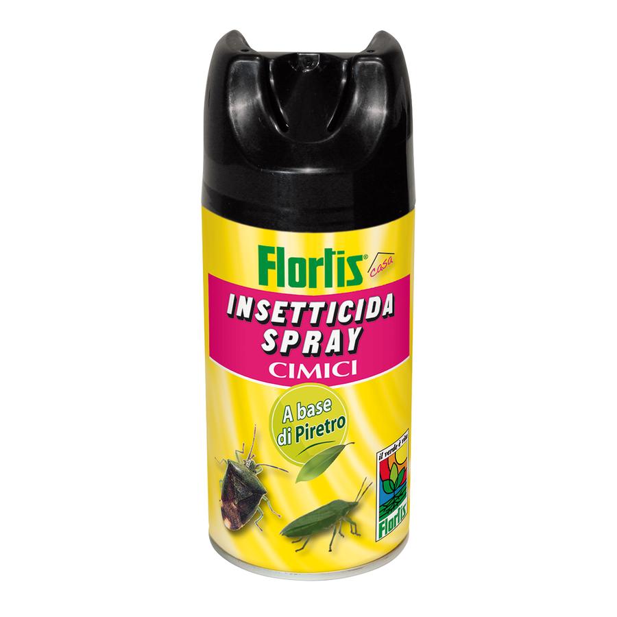 Insetticida Spray Cimici Flortis 300 ml