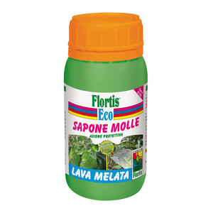 Sapone Molle BIO Flortis 200 ml