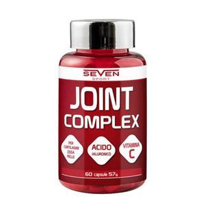 JOINT COMPLEX - a base di glucosamina, MSM e condroitinsolfato 60 cps