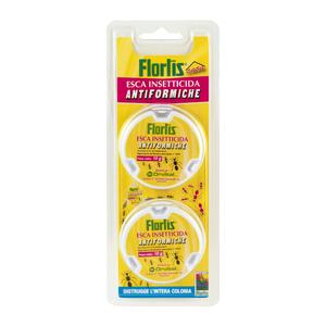 Esca Antiformiche Gel Flortis 2 pz