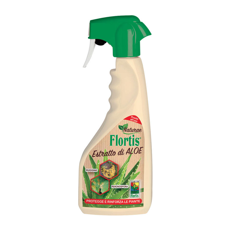 Estratto Naturale Aloe Flortis 500 ml