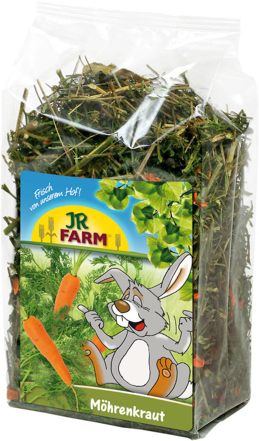 Jr Farm Carota e ciuffi essicati