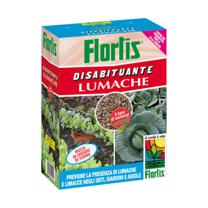 Disabituante Lumaca Flortis 1,5 Kg