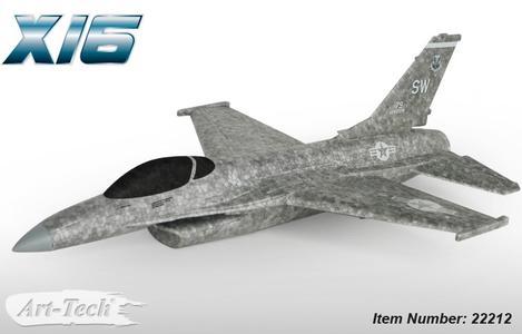 Aliante volo libero Art-Tech X16 EPO