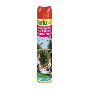 Spray Zanzare 8 Ore senza punture Flortis 750 ml