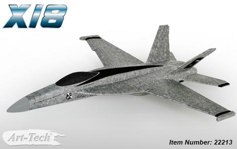 Aliante volo libero Art-Tech X18 EPO