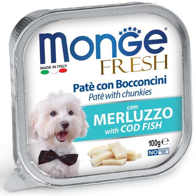 Cane - Merluzzo Fresh Monge 100 gr