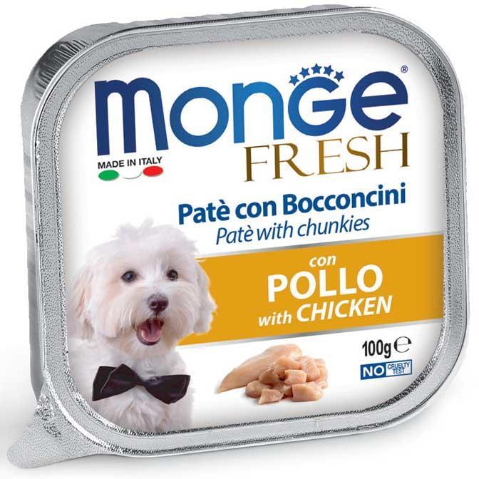 Cane - Pollo Fresh Monge 100 gr