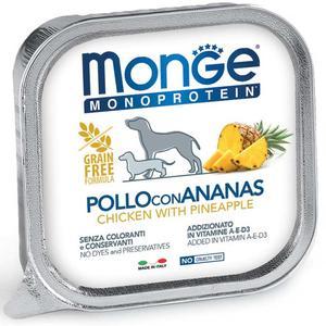 Cane - Pollo & Ananas Special Fruits Monge