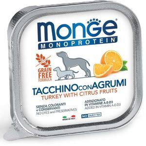 Cane - Tacchino & Agrumi Special Fruits Monge 150 gr