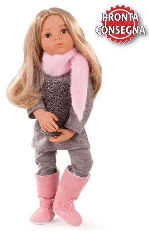 Bambola Emily in Vinile in Edizione  Numerata Originale di Gotz Qualità Made in Germany
