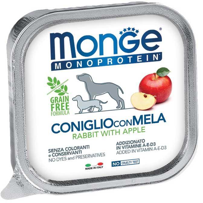 Cane - Coniglio & Mela Special Fruits Monge