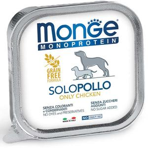 Cane - Solo Pollo Monge