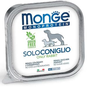 Cane - Solo Coniglio Monge 150 gr
