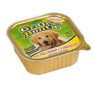 Cane - Tacchino & Coniglio Gran Bontà Monge 300 gr