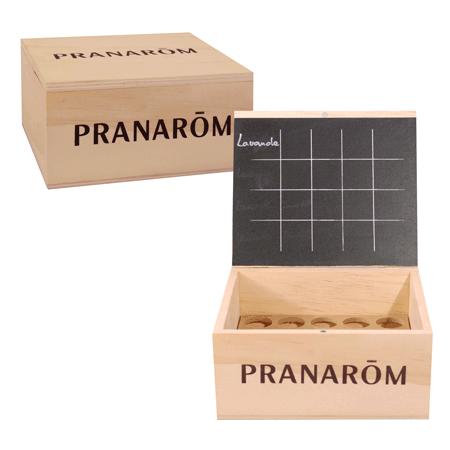 Pranarom - Mini aromoteca in legno