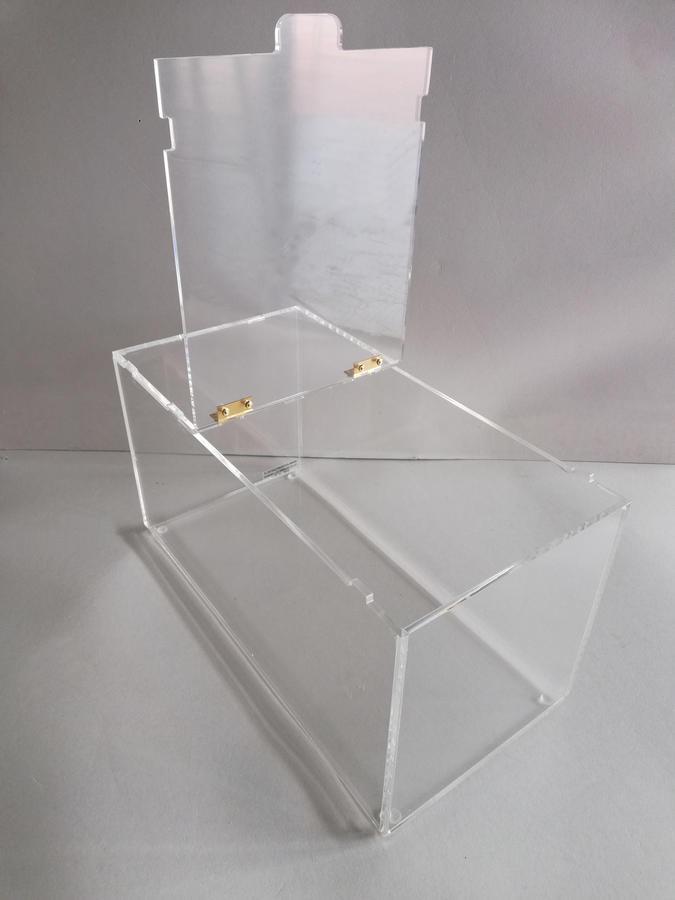 Espositore contenitore dispender per taralli, biscotti, caramelle (mod. 3)
