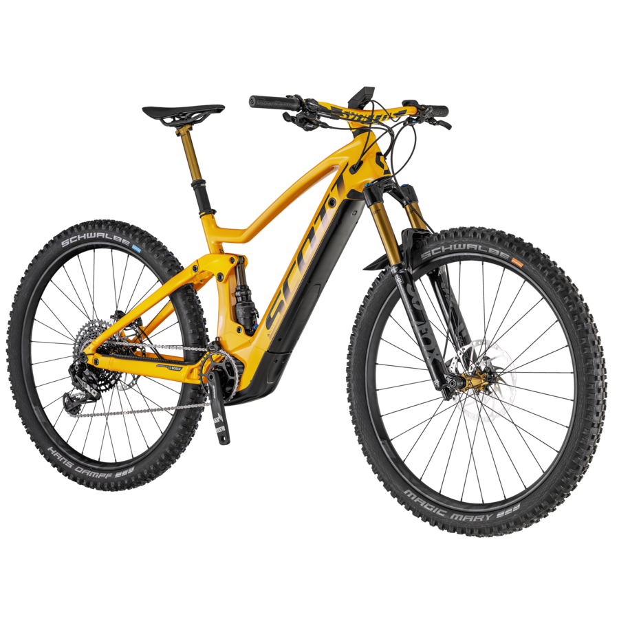 Scott Genius eRide 900 Tuned - E-MTB (2020)