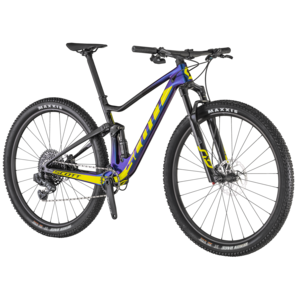 Scott Spark RC 900 TEAM ISSUE AXS - Cross Country (2020)