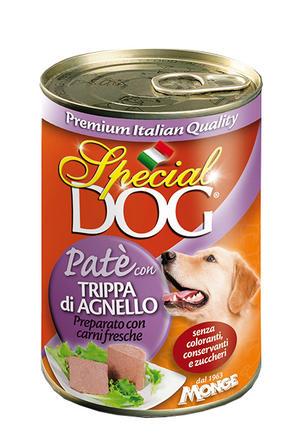 Cane  - Trippa di Agnello Special Dog Viola Monge 400 gr