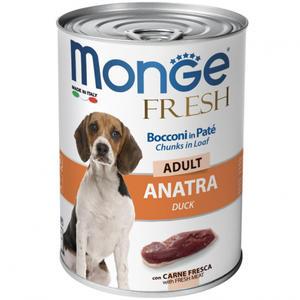 Anatra Vegetale Fresh Monge 400 gr
