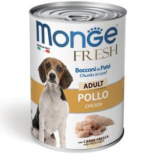 Pollo Vegetale Fresh Monge 400 gr