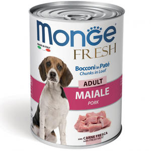 Maiale Vegetale Fresh Monge 400 gr